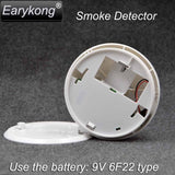 Wireless Smoke Detector Fire Alarm Sensor for Indoor Home - Smart gadget & Accessories,Baby & toy