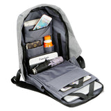 Best Anti-Theft USB Charging Travel Backpack - Smart gadget & Accessories,Baby & toy