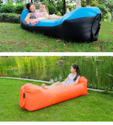 Outdoor Hangout Fast Folding Sleeping Inflatable Sofa Lay Bag - Smart gadget & Accessories,Baby & toy