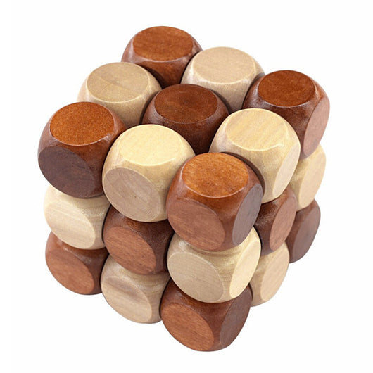 3D Puzzle Wooden Toys - Smart gadget & Accessories,Baby & toy