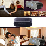 Smart Mini Camera with Alarm Clock - Smart gadget & Accessories,Baby & toy
