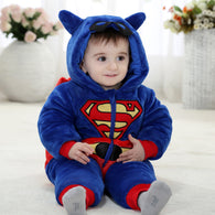 Baby Super Hero Pajamas - Smart gadget & Accessories,Baby & toy