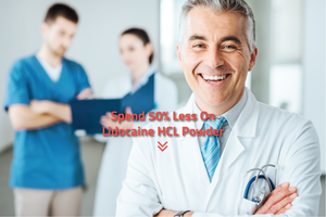 Spend 50% Less On Lidocaine HCL Powder