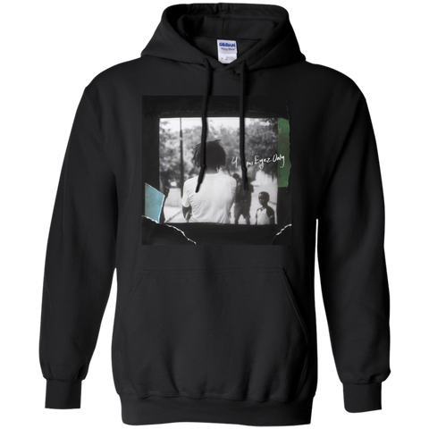 4 Your Eyez Only Album Cover Hoodie - Black