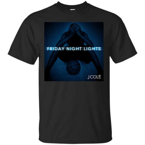 Friday Night Lights T-Shirt - Black