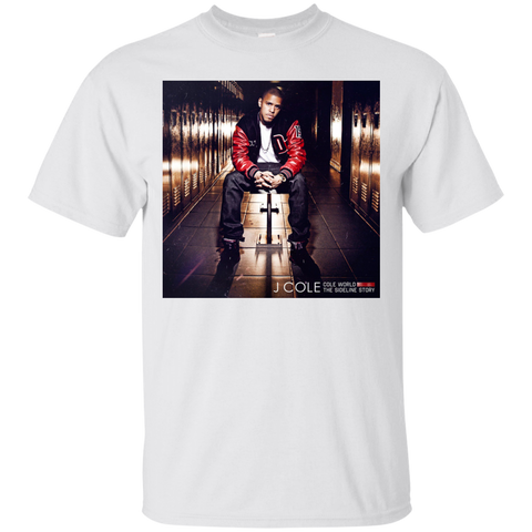 Cole World: The Sideline Story T-Shirt - White