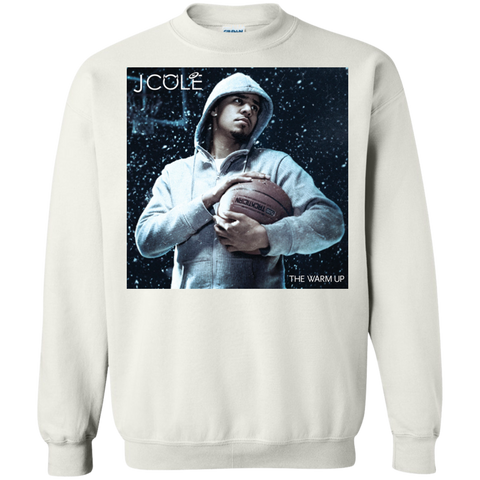 The Warm Up Sweatshirt - White
