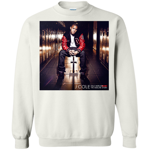 Cole World: The Sideline Story Sweatshirt - White