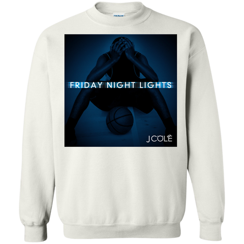 Friday Night Lights Sweatshirt - White