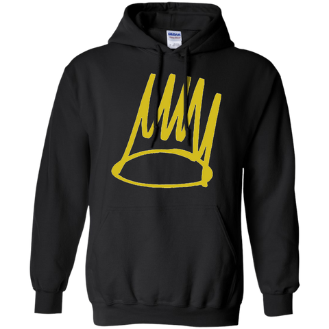 Born Sinner Crown Hoodie - Black