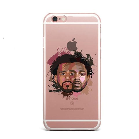 J Cole & Kendrick Lamar Collab iPhone Case