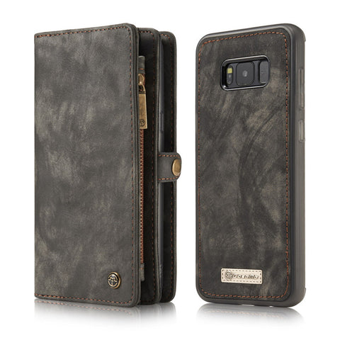 Leather Flip Cover Case - The Luxury Vibe
