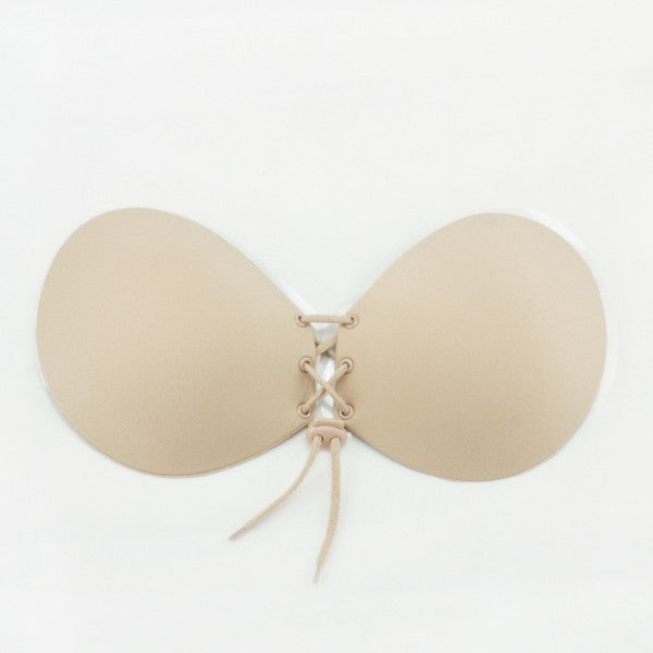 LUX Invisible Round Push Up Bra - The Luxury Vibe