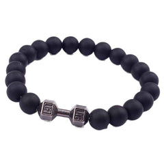STRONG Lifts Beaded Bracelet