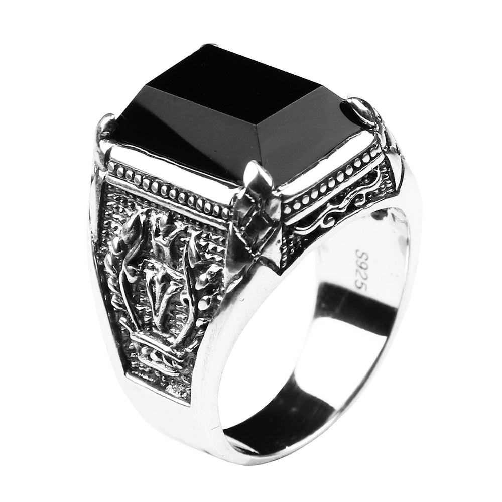 Gatsby Ring - The Luxury Vibe