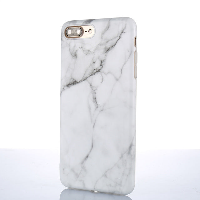 LUX Marble Pattern iPhone Case - The Luxury Vibe