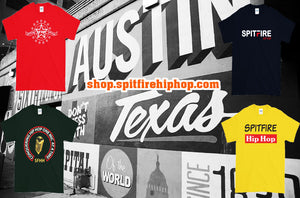 SpitFireHipHop.com Launches New Apparel Line