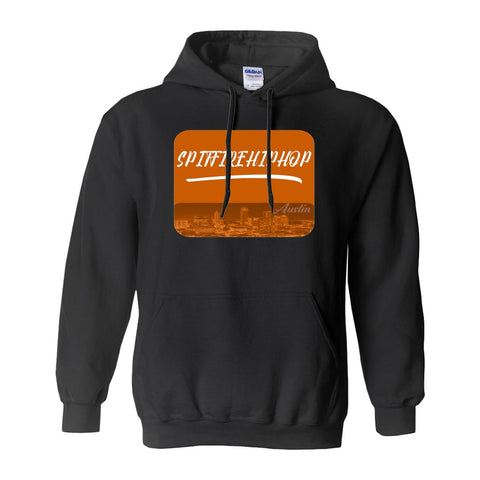On The S Austin Hoodie - SpitFireHipHop