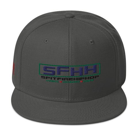 Lyrics, Delivery, Voice Snapback - SpitFireHipHop