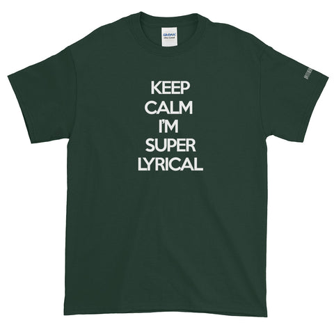I'm Super Lyrical Short-Sleeve