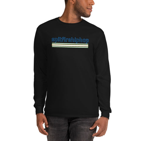SpitFireHipHop 3 Bars Long Sleeve - SpitFireHipHop