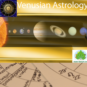 Venusian Astrology Chart