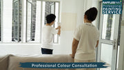 Common Room HDB Flat Painting Package
