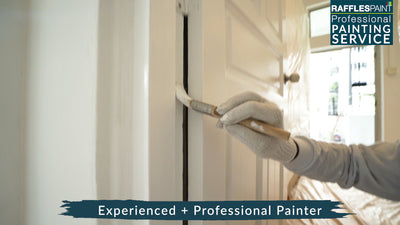 Master Room HDB Flat Painting Package
