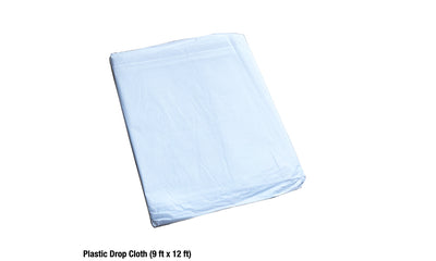 Premium Painter's Drop Sheet 9 ft x 12 ft