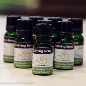 Calming Aromatherapy Blend