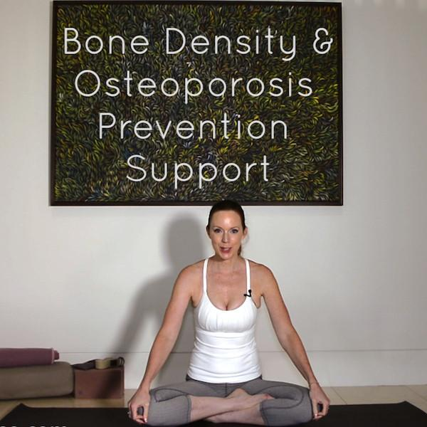 Bone Density and Osteoporosis Prevention Class | 30 Minutes