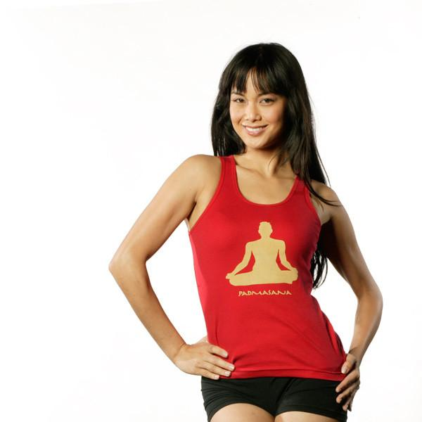 Chakras by Didi | Full Lotus Pose Tank