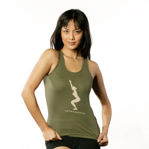 Chakras by Didi | Chair Pose Tank