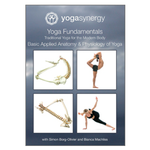 Yoga Synergy | Yoga Fundamentals Basic Anatomy | DVD