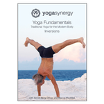 Yoga Synergy | Yoga Fundamentals Inversions | DVD