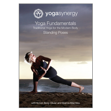 Yoga Synergy | Yoga Fundamentals Standing Poses | DVD