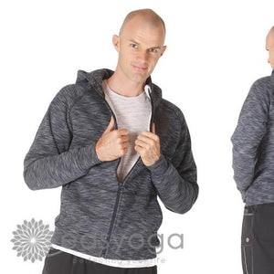 Easyoga | Bertii Men's Genial Jacket | Blue