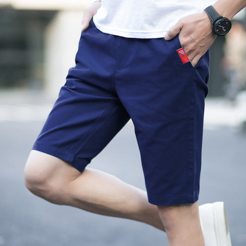 New Drawstring Mens Shorts Beach Board Shorts