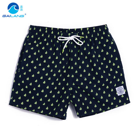 Men Summer lined Beach Shorts