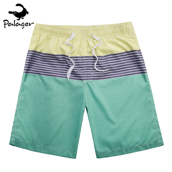 Palager Board Shorts Swimwear Quick Drying Mesh