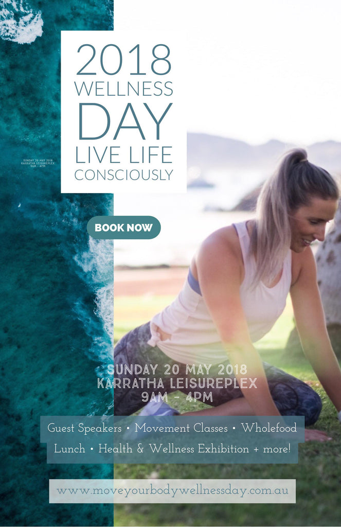 Wellness Day - Live Life Consciously - Karratha