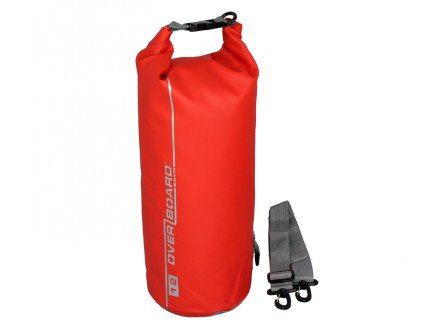 Overboard Red Drybag 12L