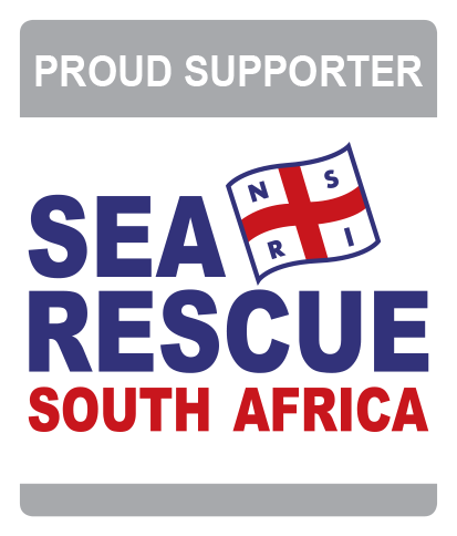 NSRI Proud Supporter Stickers