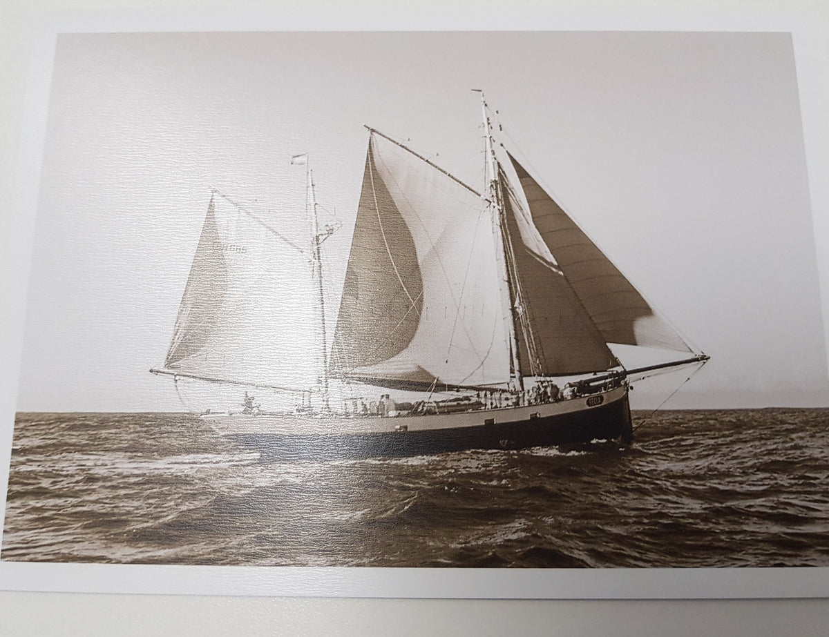 Limited Edition Tall Ships Card Pack