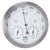 ANVI Barometer, Thermometer, Hygrometer in Stainless Steel  Circular (Coastal Only)