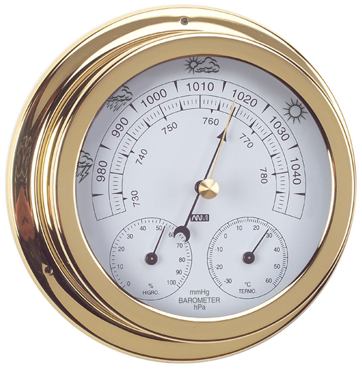 ANVI Barometer, Thermometer, Hygrometer (Coastal only)