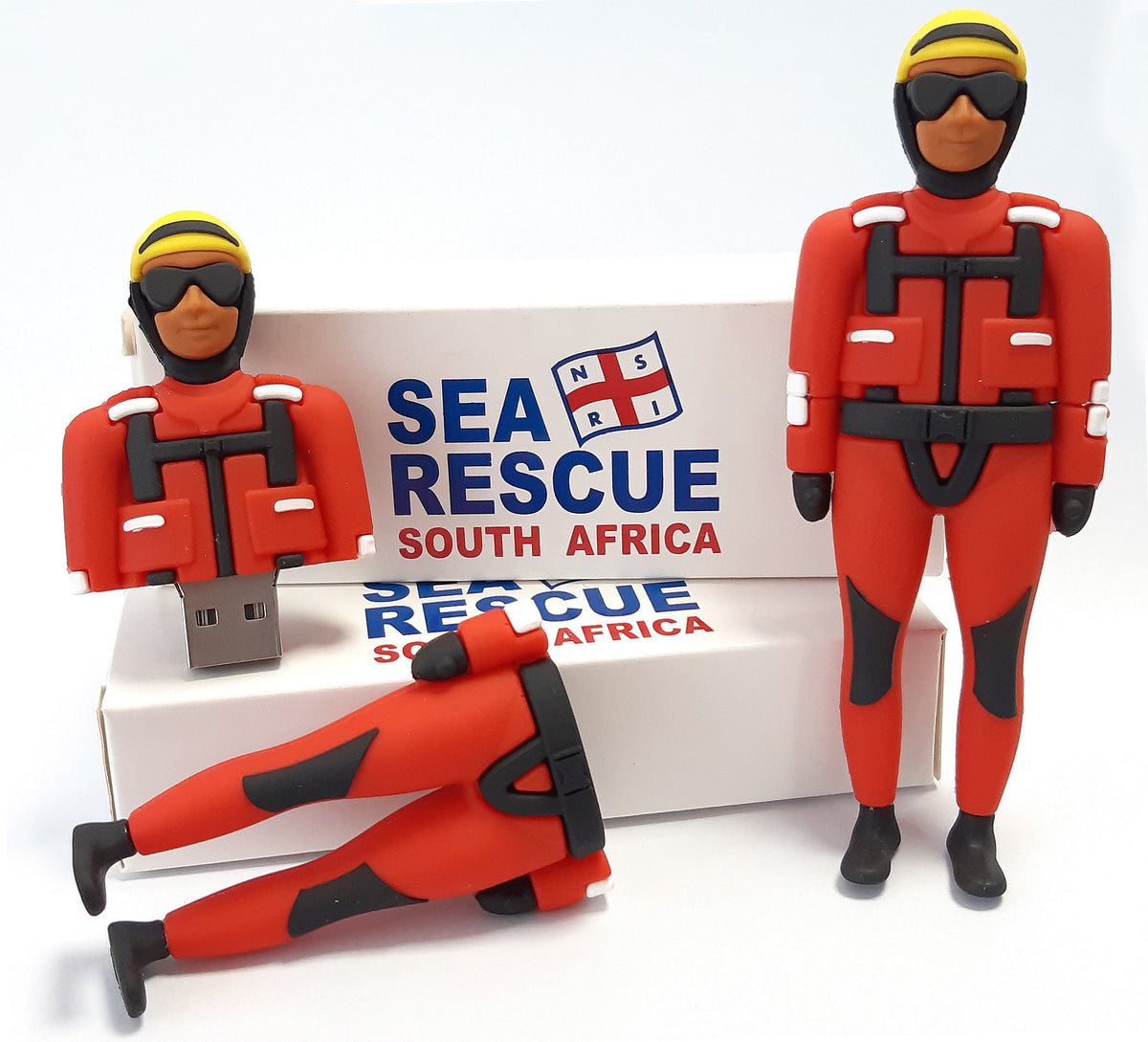 4GB NSRI Rescuer USB Flash Drive
