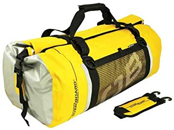Overboard Yellow Duffel Bag 40L