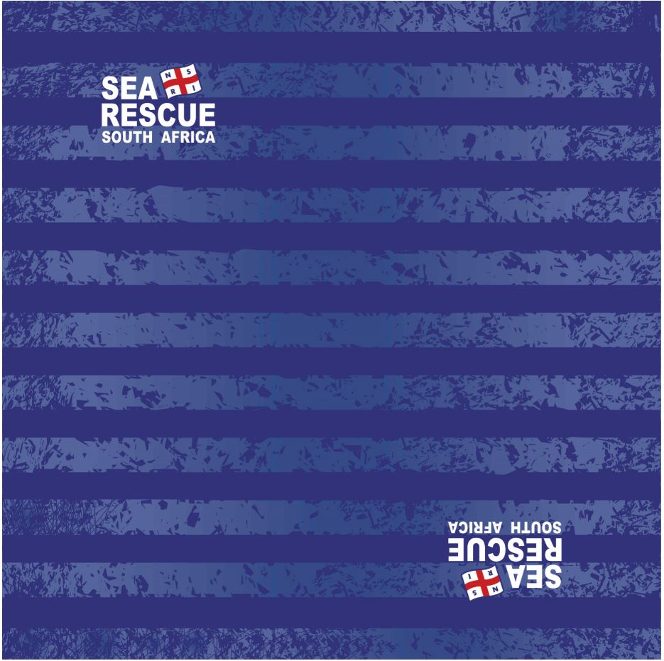 NSRI Blue Sea Rescue Buff