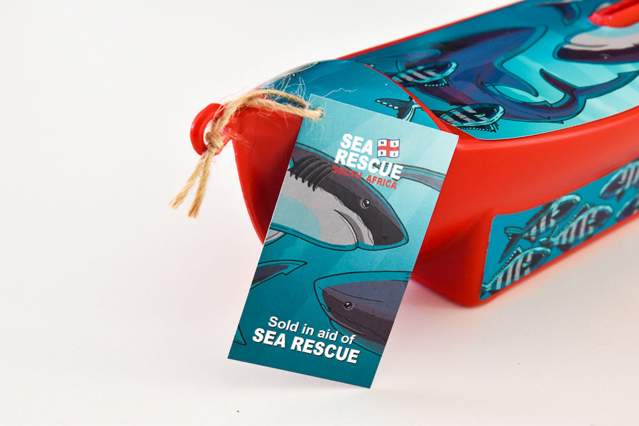 "NSRI ""Sea Life"" Rescue Boat Money Box"